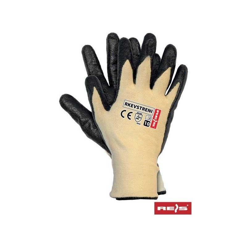 Rękawice ochronne RKEVSTRENI YB 10