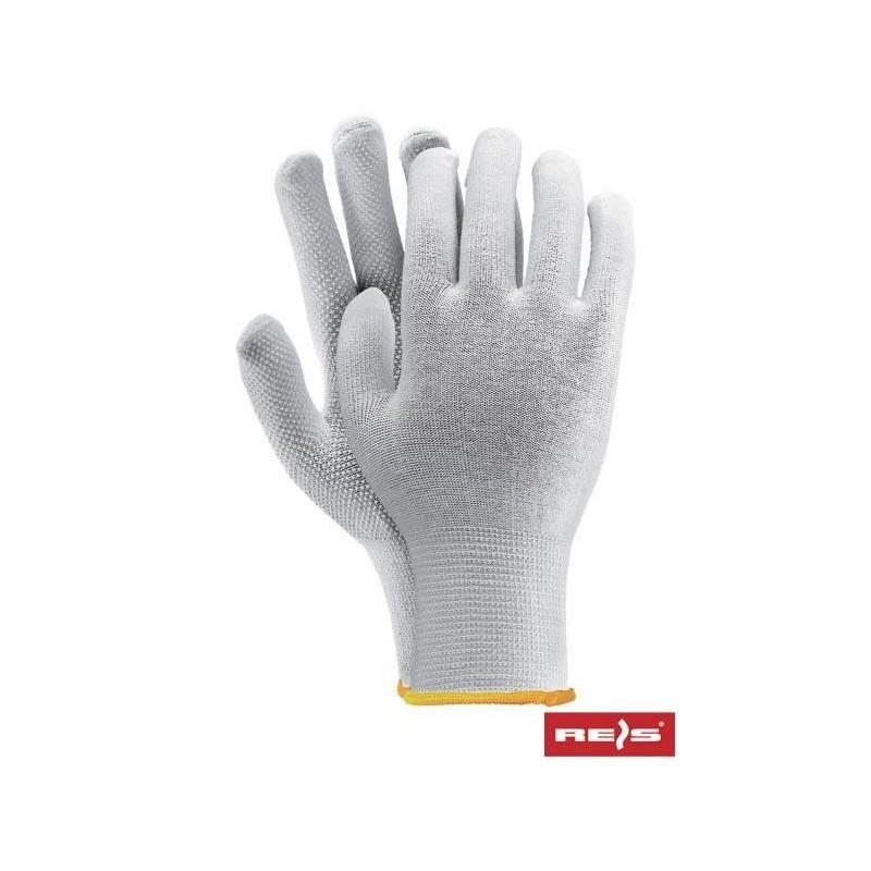 Rękawice nakrapiane RMICROLUX W