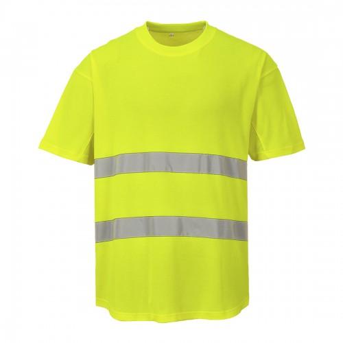 Koszulka ostrzegawcza C394