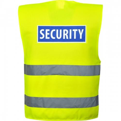 Kamizelka ostrzegawcza SECURITY C404