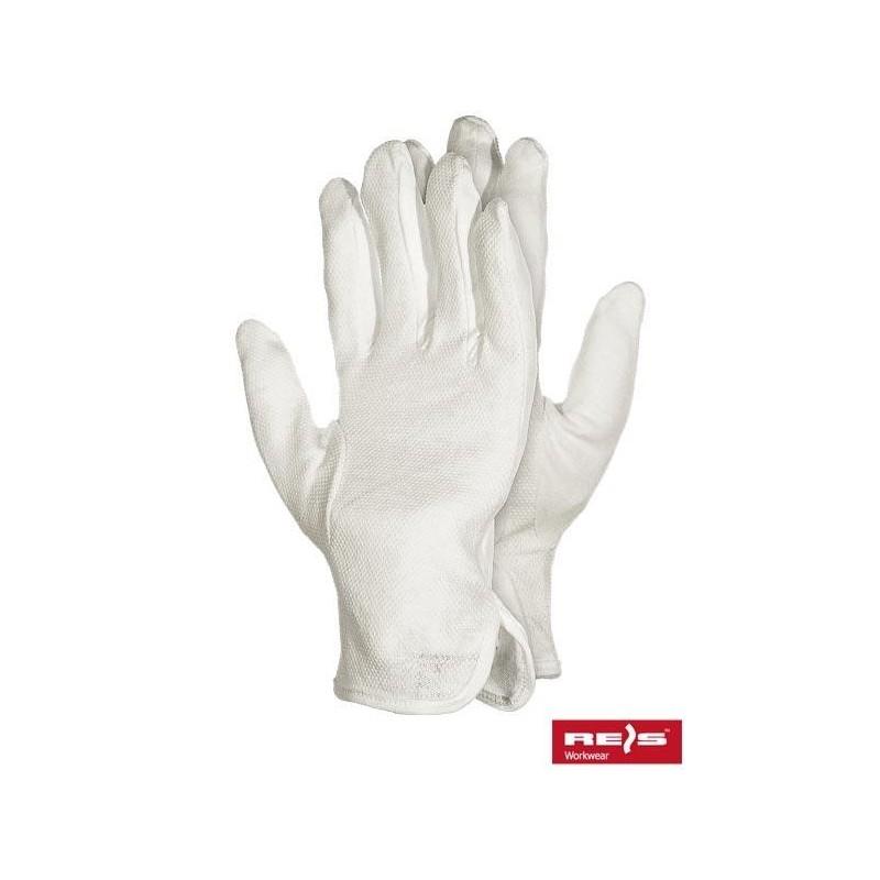 Rękawice nakrapiane RMICRON W