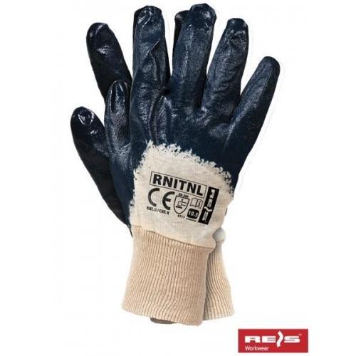Rękawice ochronne RNitNL BEG 10