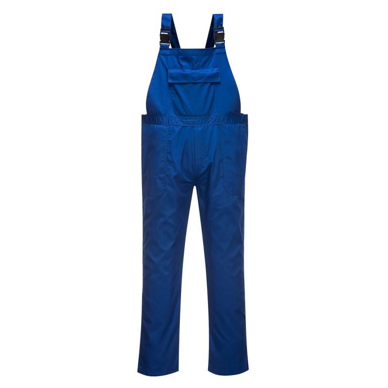 Spodnie ogrodniczki kwasoodporne CR12