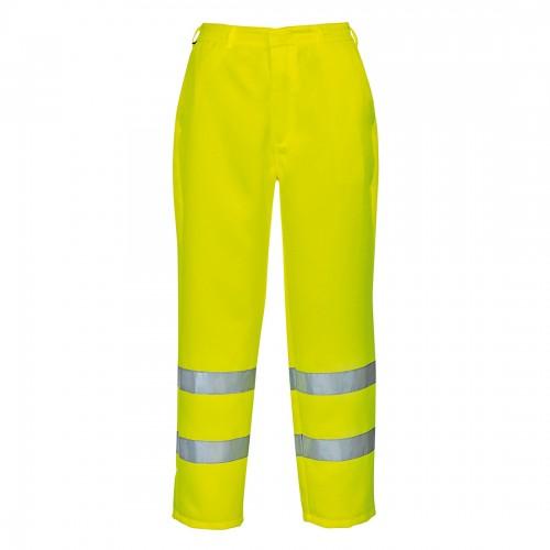 Spodnie ostrzegawcze E041
