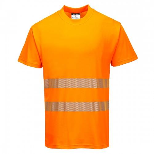 Koszulka ostrzegawcza Pro S181