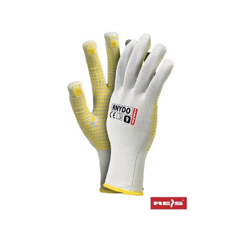 Rękawice nakrapiane RNYDO WY 10
