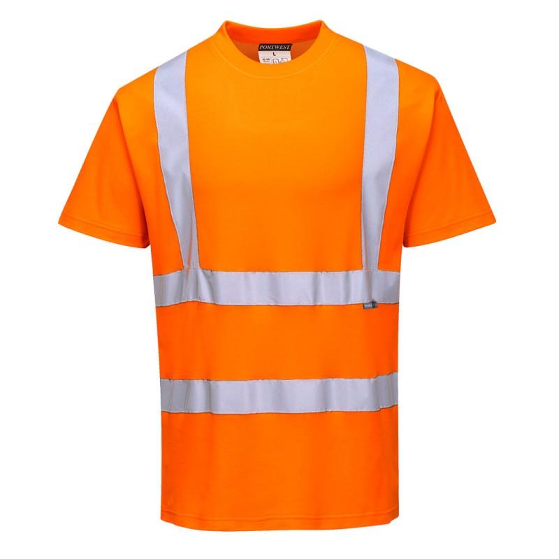 Koszulka ostrzegawcza Cotton Comfort S170
