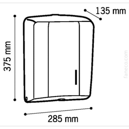 Podajnik ręczników ZZ EVO