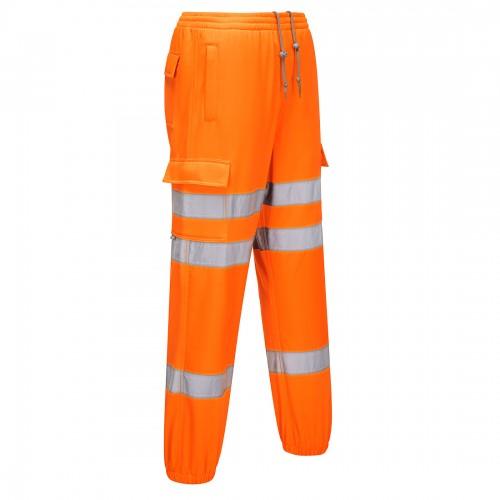 Spodnie ostrzegawcze sportowe RT48