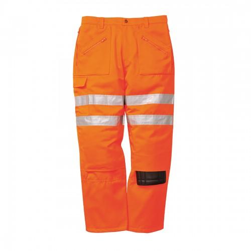 Spodnie bojówki ostrzegawcze RT47