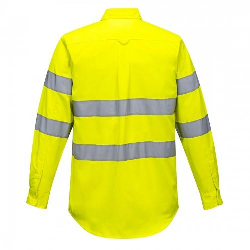 Koszula ostrzegawcza E044