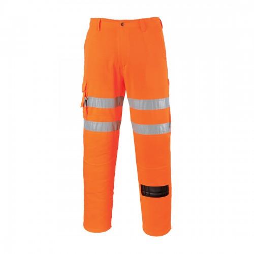 Spodnie bojówki ostrzegawcze RT46