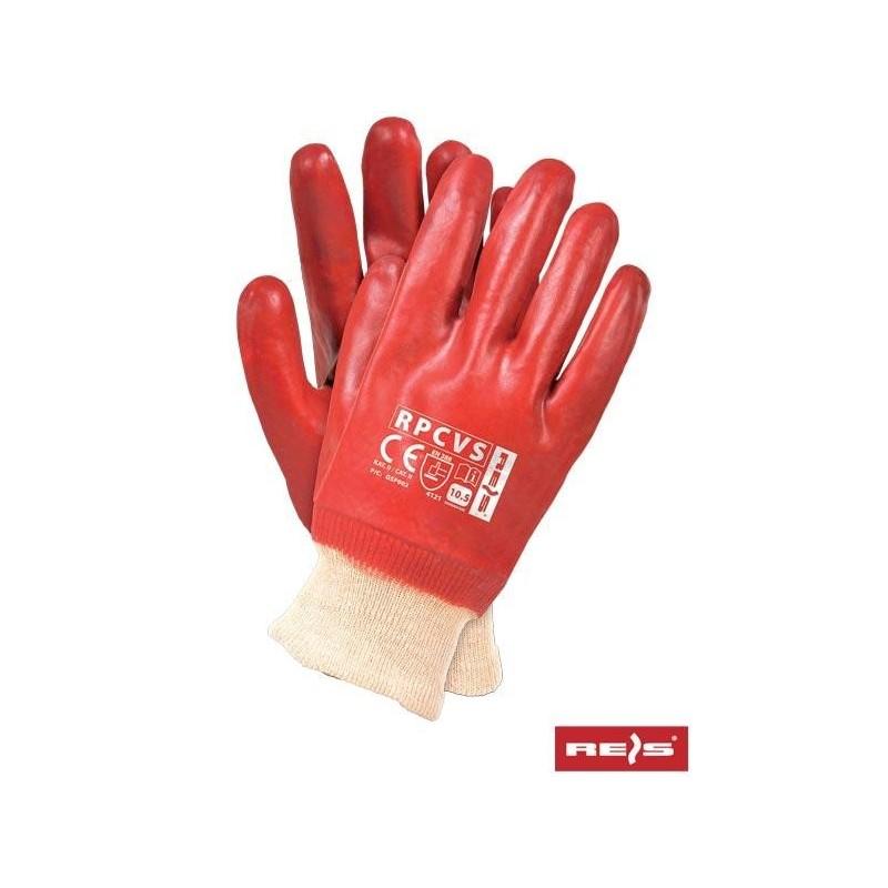 Rękawice PCV RPCVS C 10