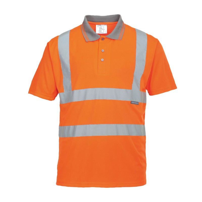 Koszulka polo ostrzegawcza RT22