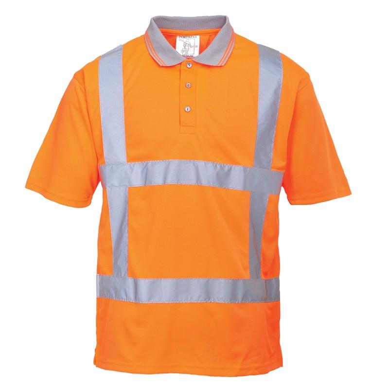 Koszulka polo ostrzegawcza R422