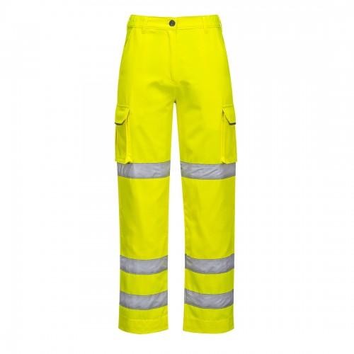Spodnie damskie ostrzegawcze LW71