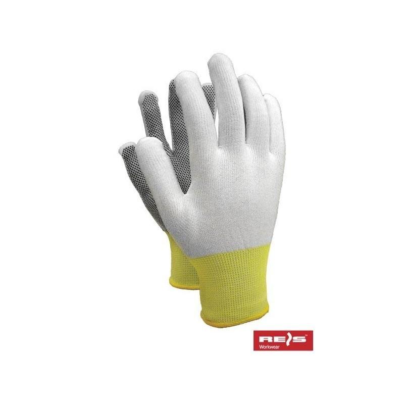 Rękawice nakrapiane RTENA WB