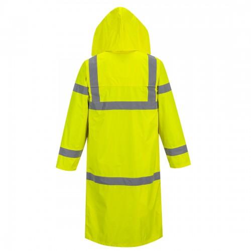 Płaszcz ostrzegawczy wodoodporny H445