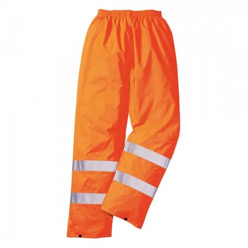 Spodnie ostrzegawcze wodoodporne H441