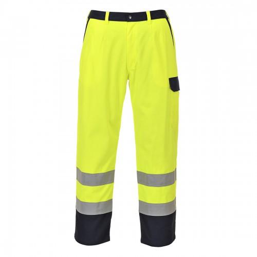 Spodnie ostrzegawcze FR92
