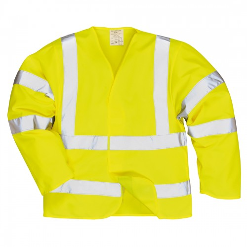 Bluza ostrzegawcza trudnopalna FR73