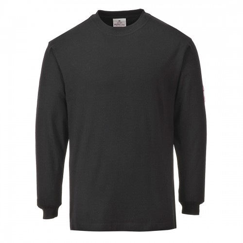 Koszulka trudnopalna z długimi rękawami FR11
