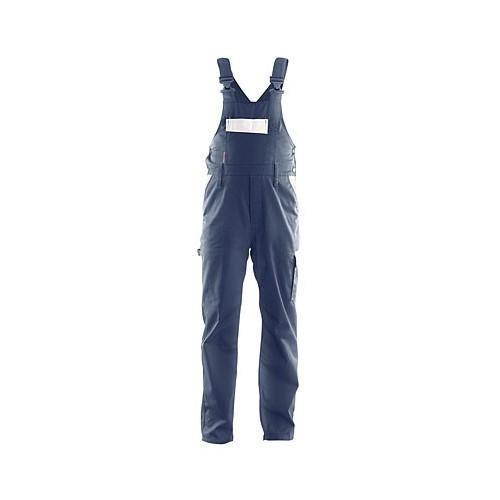 Spodnie ogrodniczki granatowe Brixton Lider