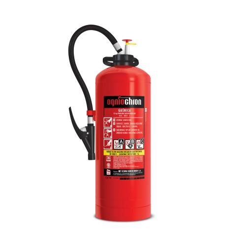 Gaśnica proszkowa 12kg GP-12z ABC/E