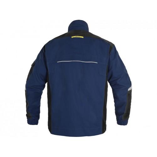 Bluza CXS STRETCH niebiesko-czarna