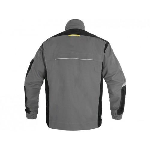 Bluza CXS STRETCH szaro-czarna