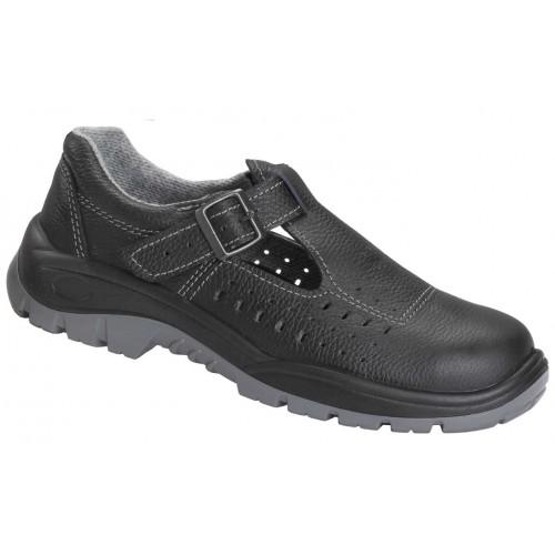 Sandały bezpieczne z metalowym podnoskiem - wz. 41