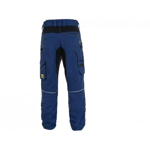 Spodnie do pasa CXS Stretch granatowe