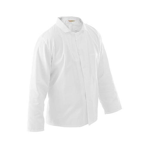 Bluza rozpinana męska HACCP Brixton White