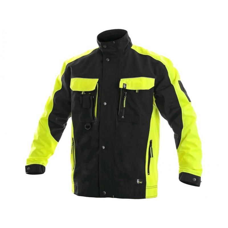 Bluza CXS Sirius BRIGHTON żółta
