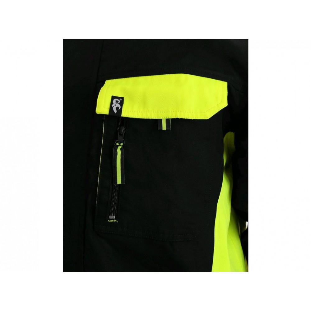 435822d45dd98 Bluza ocieplana CXS Sirius BRIGHTON żółta - Robutex - Hurtownia BHP