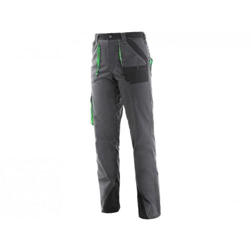 Spodnie do pasa CXS Sirius AISHA damskie szaro-zielone