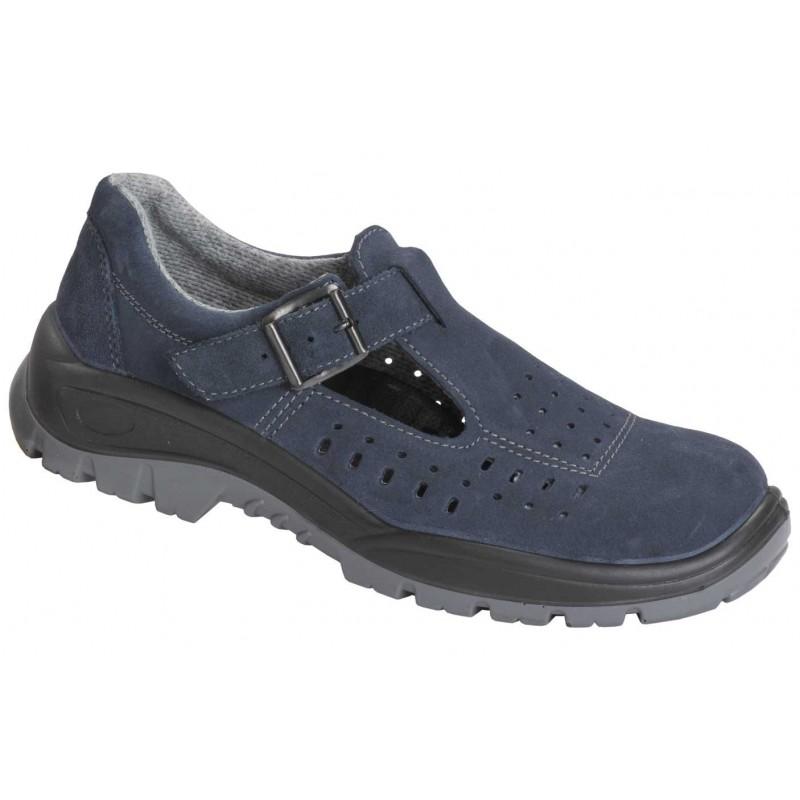 Sandały bezpieczne z metalowym podnoskiem - wz. 41W
