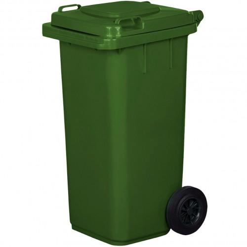 Pojemnik na śmieci 120L zielony
