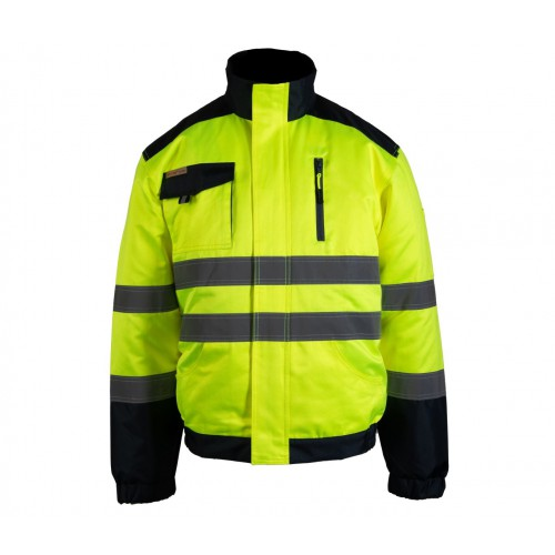 Bluza Brixton Flash żółty + granat