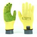 Rękawice antyprzecięciowe kevlarowe ROKH / ROKHV