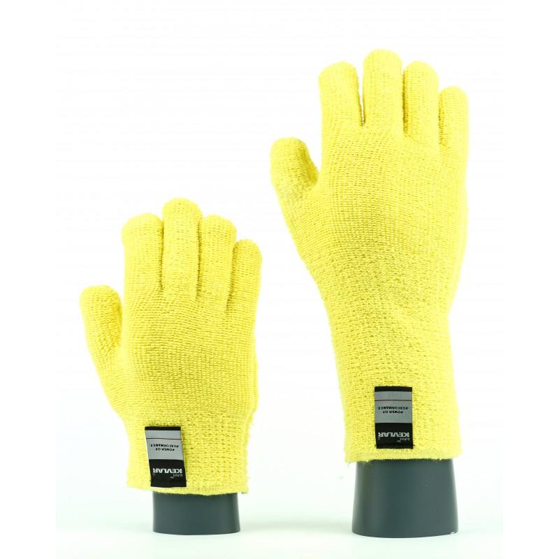Rękawice antyprzecięciowe termiczne kevlarowe ROKFBH / ROKFBH/35