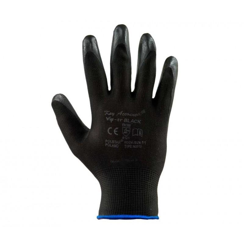 Rękawice Vip-er Black