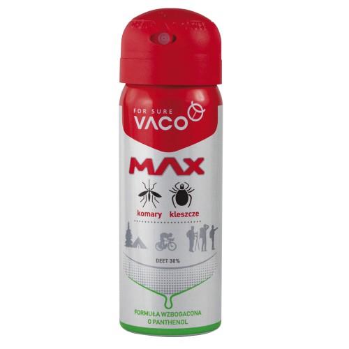 Spray MAX na komary, kleszcze, meszki z Panthenolem Vaco 50 ml