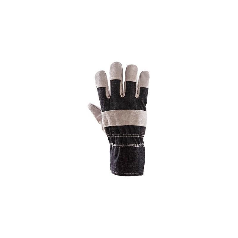 Rękawice robocze PLS-1 Granat/P 10