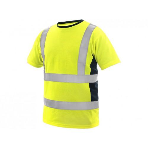 Koszulka ostrzegawcza CXS Exeter żółta