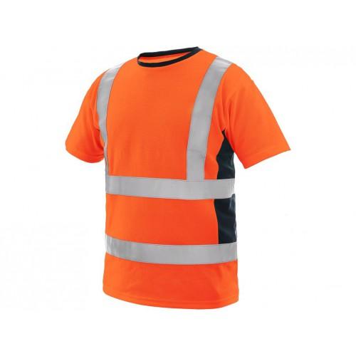 Koszulka ostrzegawcza CXS Exeter pomarańczowa