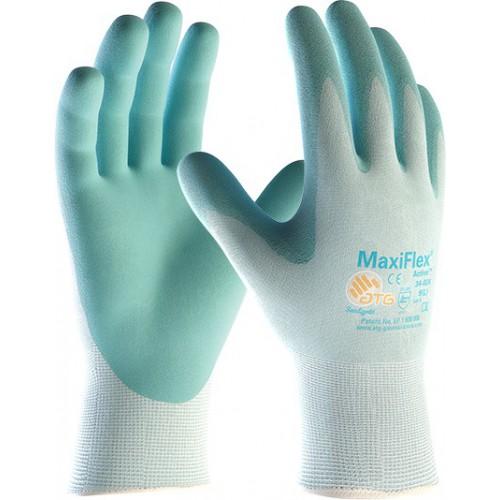 Rękawice ATG MaxiFlex Active 34-824