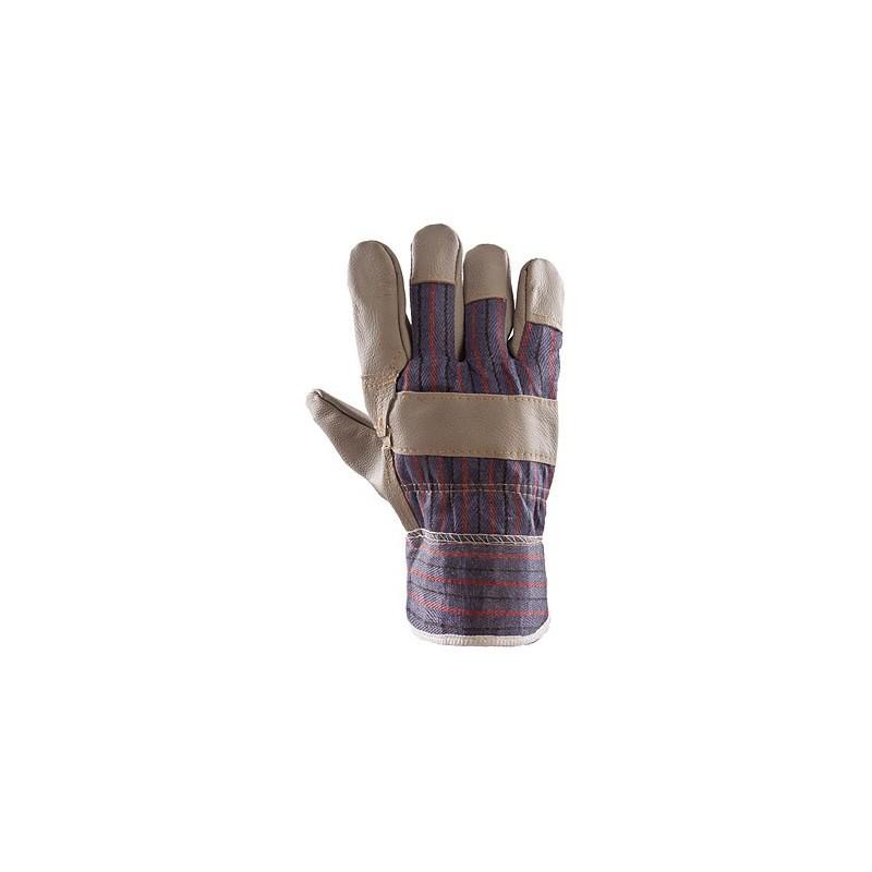 Rękawice robocze PLS-1 Licowane 10