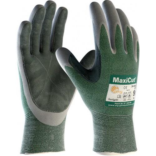 Rękawice ATG MaxiCut Oil 34-450LP