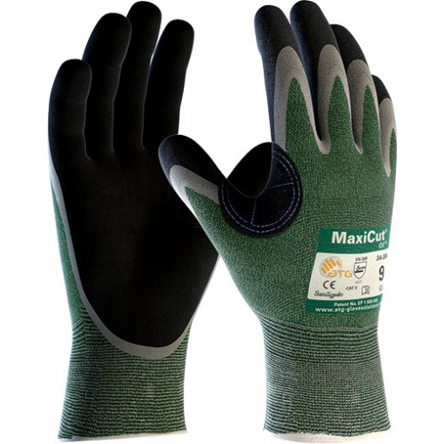 Rękawice ATG MaxiCut Oil 34-304